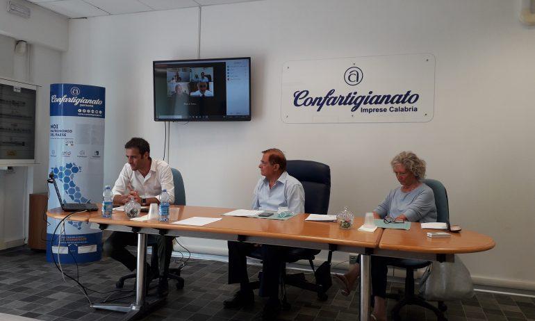 """Nasce anche in Calabria il """"Coordinamento unitario pensionati lavoro autonomo (CUPLA)"""""""