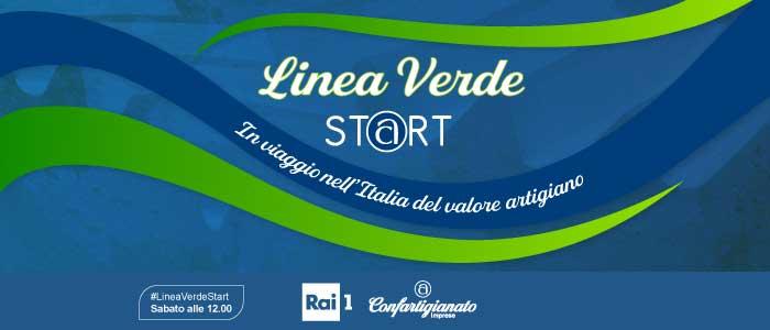 'Linea Verde Start': Rai 1 e Confartigianato in viaggio nell'Italia del valore artigiano. Da oggi su Rai 1